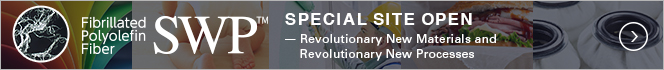 SWP SPECIAL SITE OPEN -Revolutionary New Materials and Revolutionary New Processes