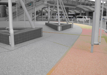 Polyurethane Resins for Paving Materials